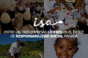 La sostenibilidad en ISA